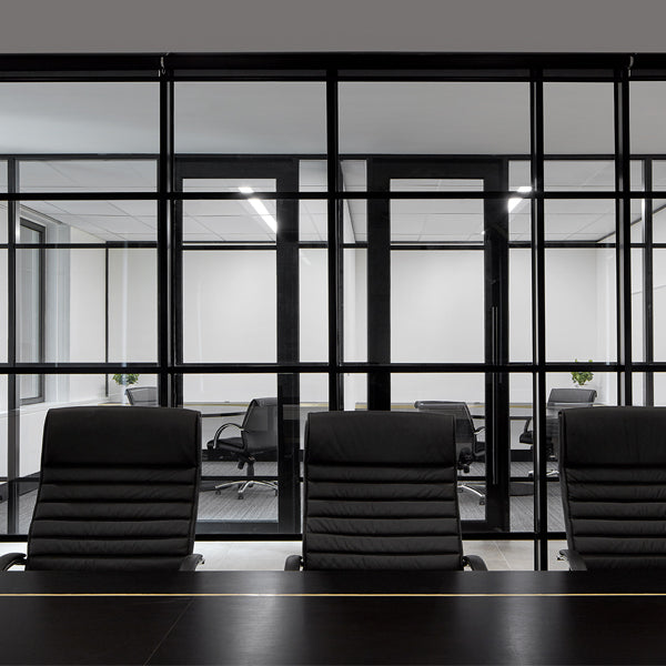Aurora Aluminium Doors - Super - Criterion Industries - office fitouts - australia