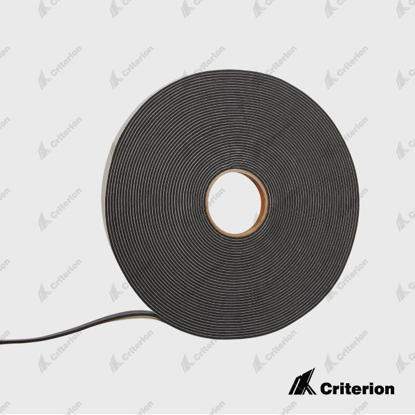 Black Double Sided Foam Tape - Standard - Criterion Industries - office fitouts - australia