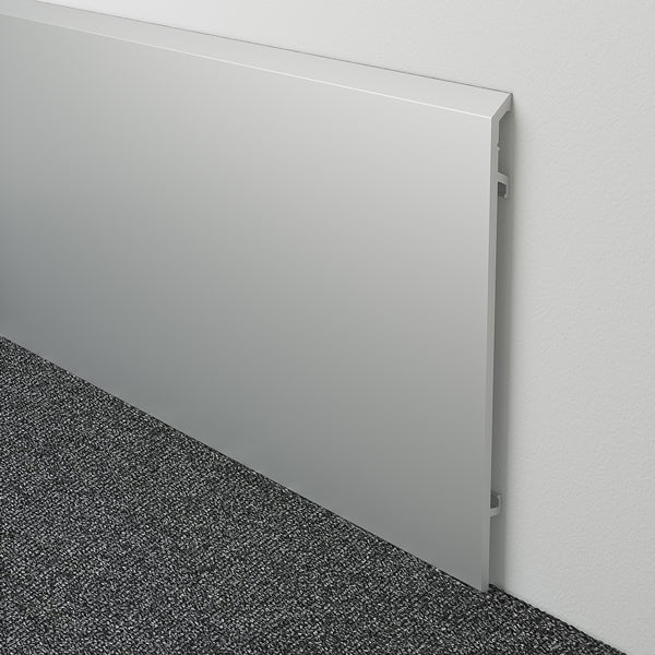 100 x 5mm Bevel Top Stick On Skirting - Standard - Criterion Industries - office fitouts - australia