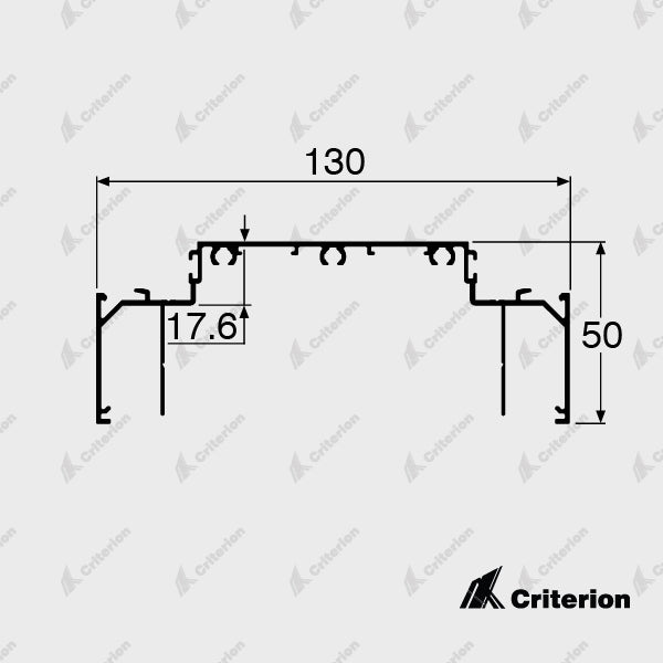 CI-D4552 Double Glazing Sill