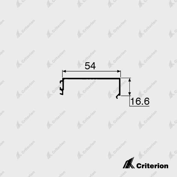 CI-P4251 Sill Bead - Standard - Criterion Industries - office fitouts - australia