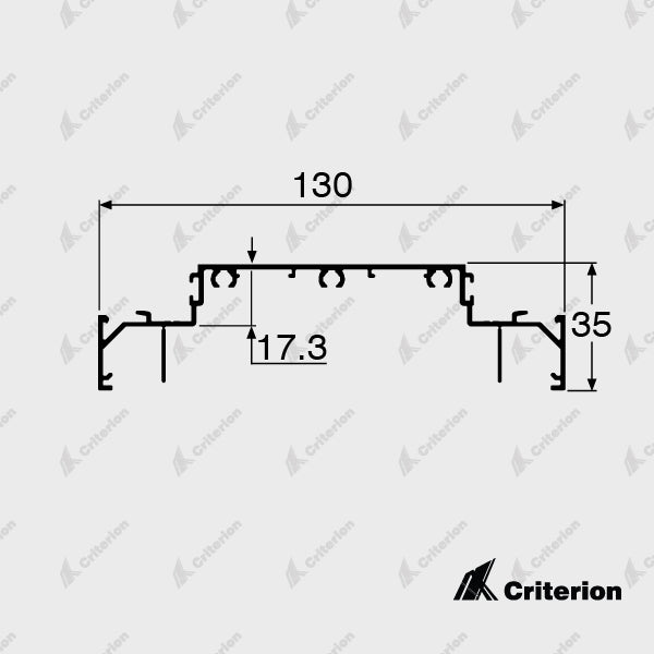 CI-P4252 Double Glazing Sill
