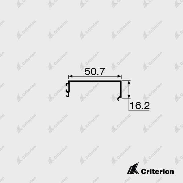 CI-P4951 Sill Bead - Standard - Criterion Industries - office fitouts - australia