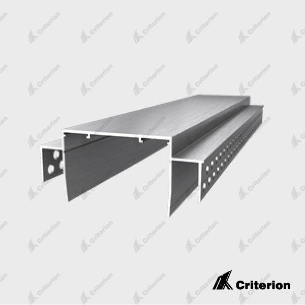 Shadowline Ceiling Channel - Perforated