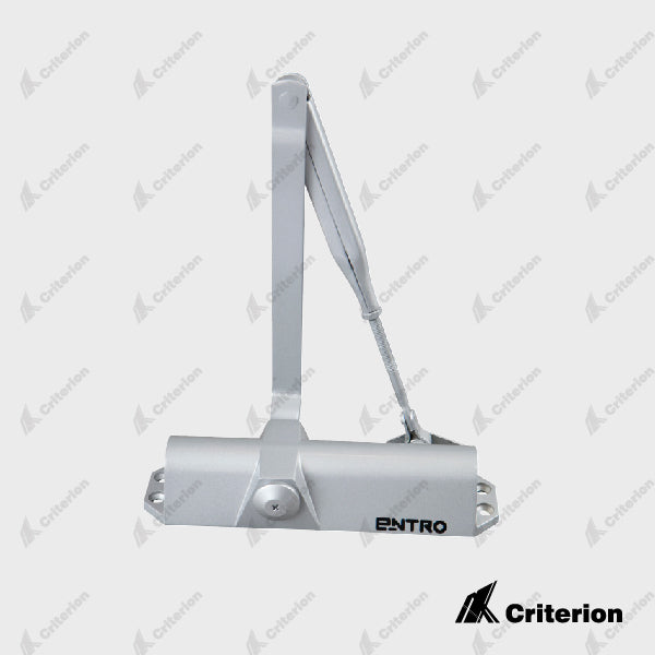 D4 Series - Compact Door Closers - Standard - Criterion Industries - office fitouts - australia