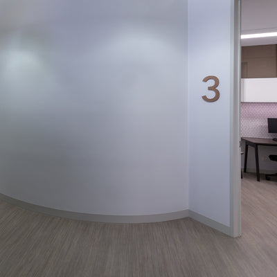 Decorum Flat Skirting - Super - Criterion Industries - office fitouts - australia