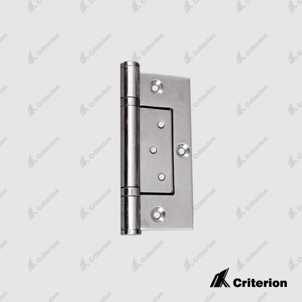 Stainless Steel Interfold Hinges - Standard - Criterion Industries - office fitouts - australia