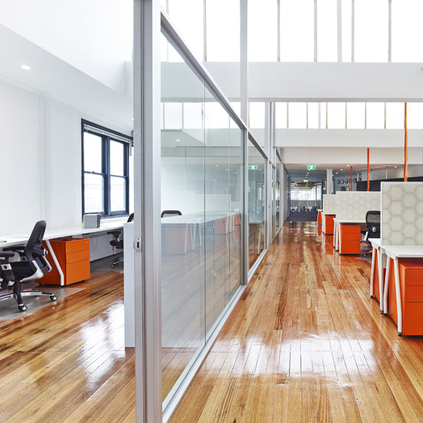 Multiglaze 90 (96 x 20mm) - Super - Criterion Industries - office fitouts - australia