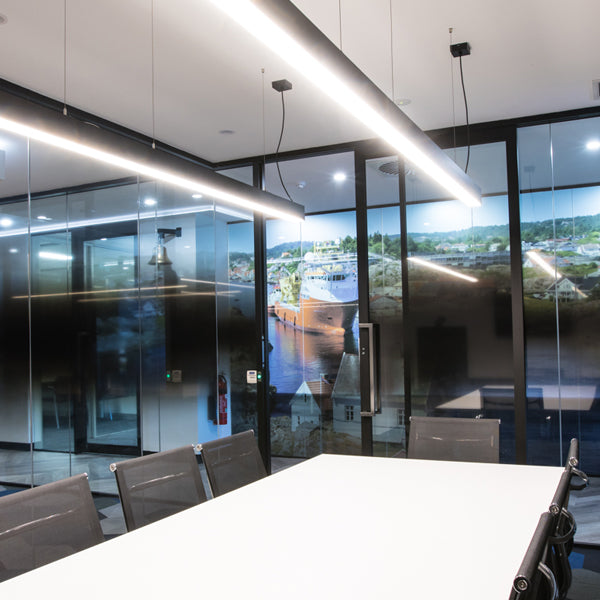 Platinum 90 Integrated Sliding System - Super - Criterion Industries - office fitouts - australia
