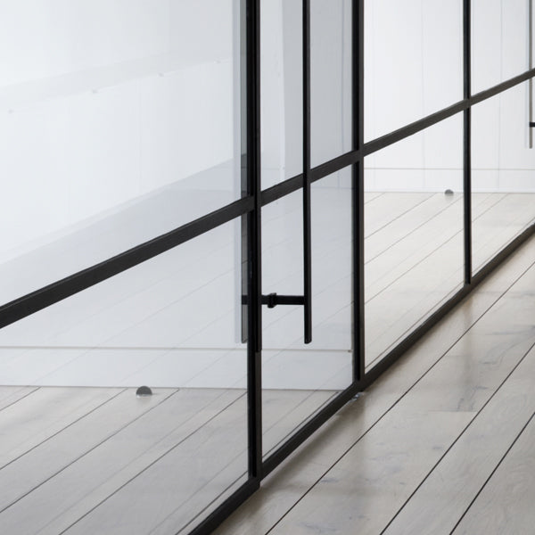Decorum Shadowline Skirting - Super - Criterion Industries - office fitouts - australia