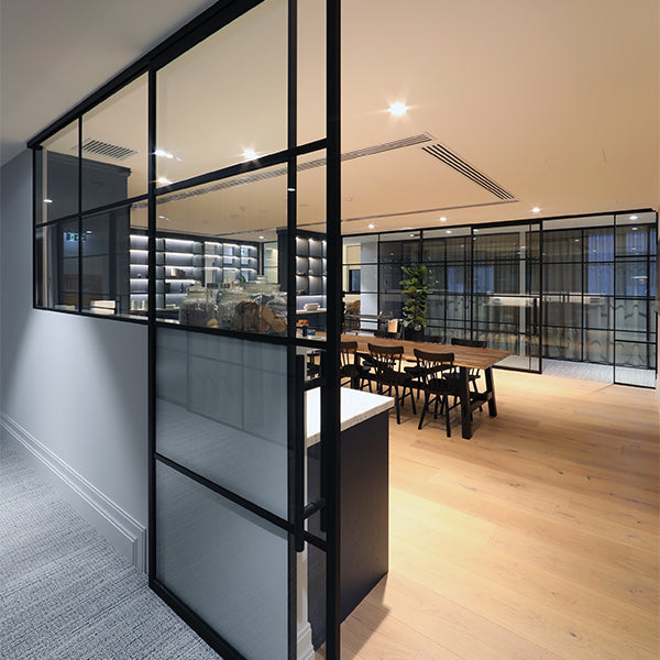 Svelte Doors - Super - Criterion Industries - office fitouts - australia