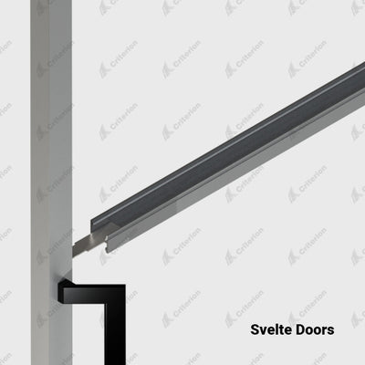 Svelte Angle Bracket - Standard - Criterion Industries - office fitouts - australia