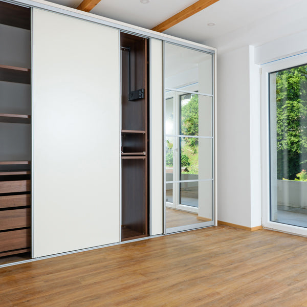 Wardrobe Door Sheets - Standard - Criterion Industries - office fitouts - australia