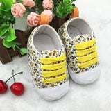 infantfeet Baby Girl Shoes Newborn Toddler Baby Floral Soft Sole Crib Shoes Girl Lace Up Cotton First Walkers