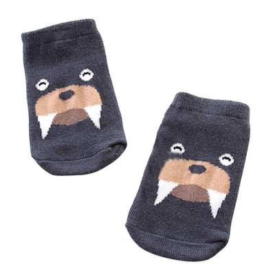 infantfeet Baby Girl Sock Newborn Kids Baby Boys Girls Cotton Socks Cartoon Little Ears Infant Socks