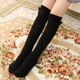 infantfeet Girls Socks Pricess Knee High Bows Cute Baby Kids Socks Long Tube Sock Children Leg Warmer Girl Booties Sweet Socks