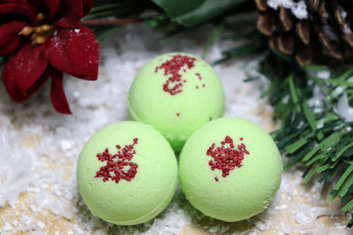 Whoville Bath Bombs