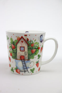 Strawberry Land Mug