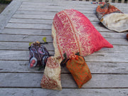 LARGE Product Bags made from Recycled leftover fabrics.