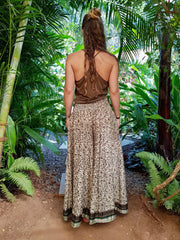 Beautiful boho pants made from eco friendly material