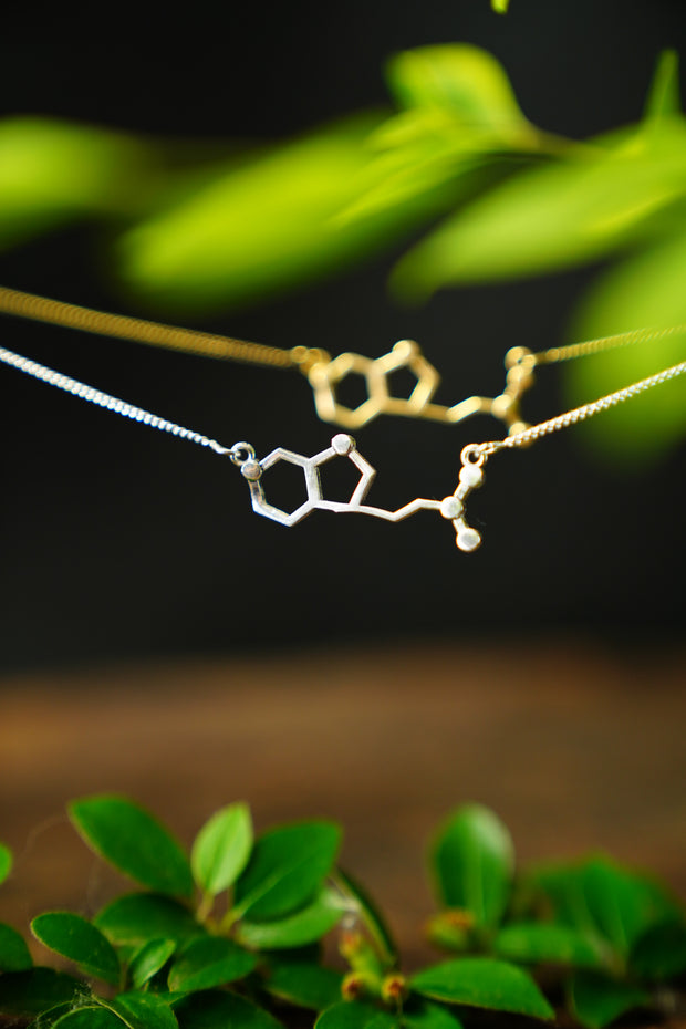 Molecule Necklace 'DMT'
