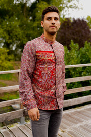 Men's shirt 'Umoja' - Large