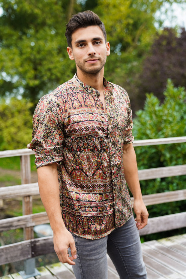 Men's shirt 'Umoja' - Extra Large