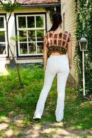 Crop top 'Cinna'