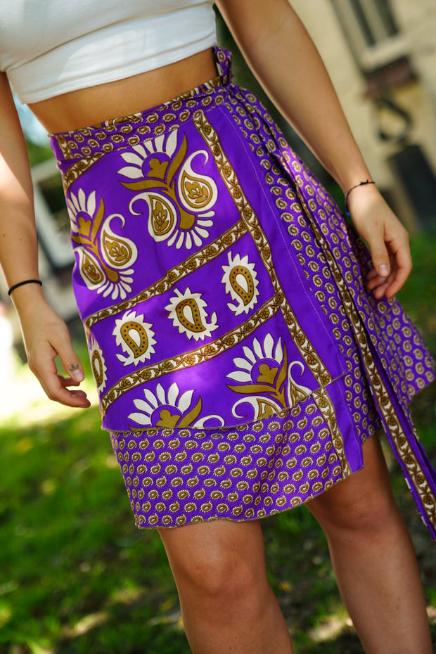 Mini Wrap Around Magic Skirt