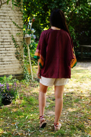 Extra Large Jacket 'Mudita' - Short