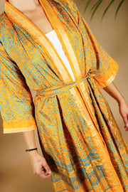 Kimono-inspired Jacket dress 'Ukiyo'