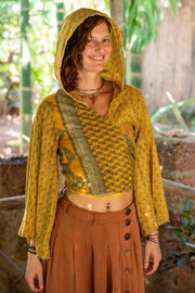 Mama Nomad. Ethical fashion in a Boho chic style. These tops are made from recycled fabrics and therefor one of a kind.  Created with sustainable and ethical values.