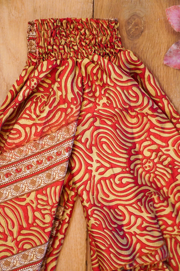 Bohemian Children's Skirt-Trousers 'Chatra' - Age: 1 - 3