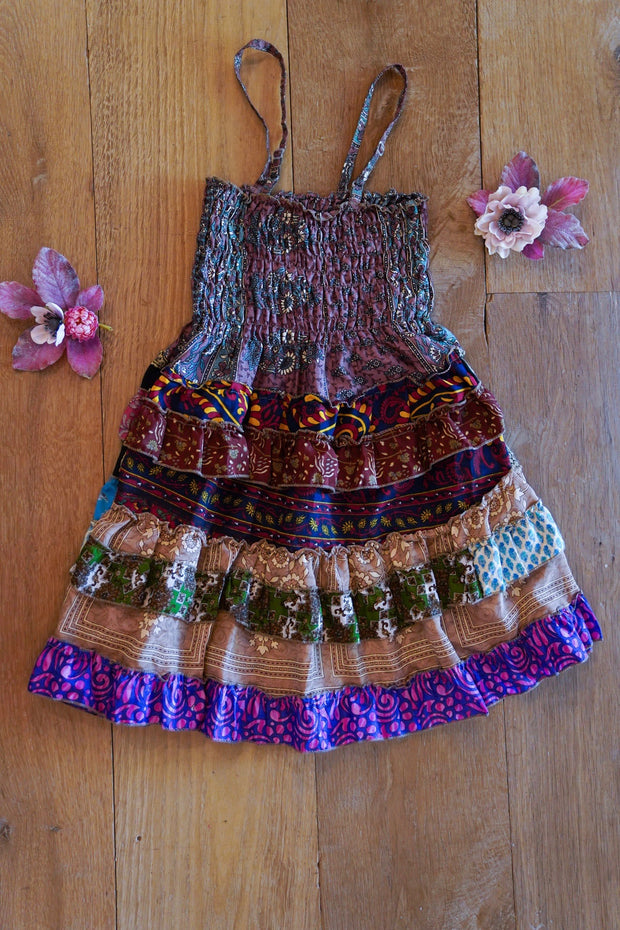 Skirt and Dress 'Cielito' - Age: 2-6