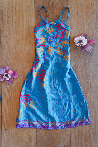 Bohemian Children's Dress 'Eudaimonia' - Age: 1.5-3