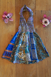 Beautiful Ibiza style children's clothing, made from recycled fabrics. Eco friendly clothing from Mamma Nomad