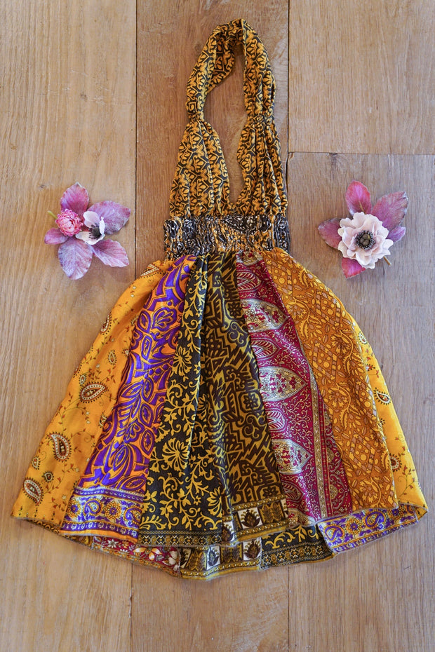 Bohemian Children's Dress 'Nia' - Age: 2-3