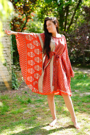 Butterfly Tunic Dress 'Farfalla'