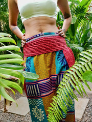 Harem Pants Hippie trousers Mamma Nomad Sustainable Fashion.