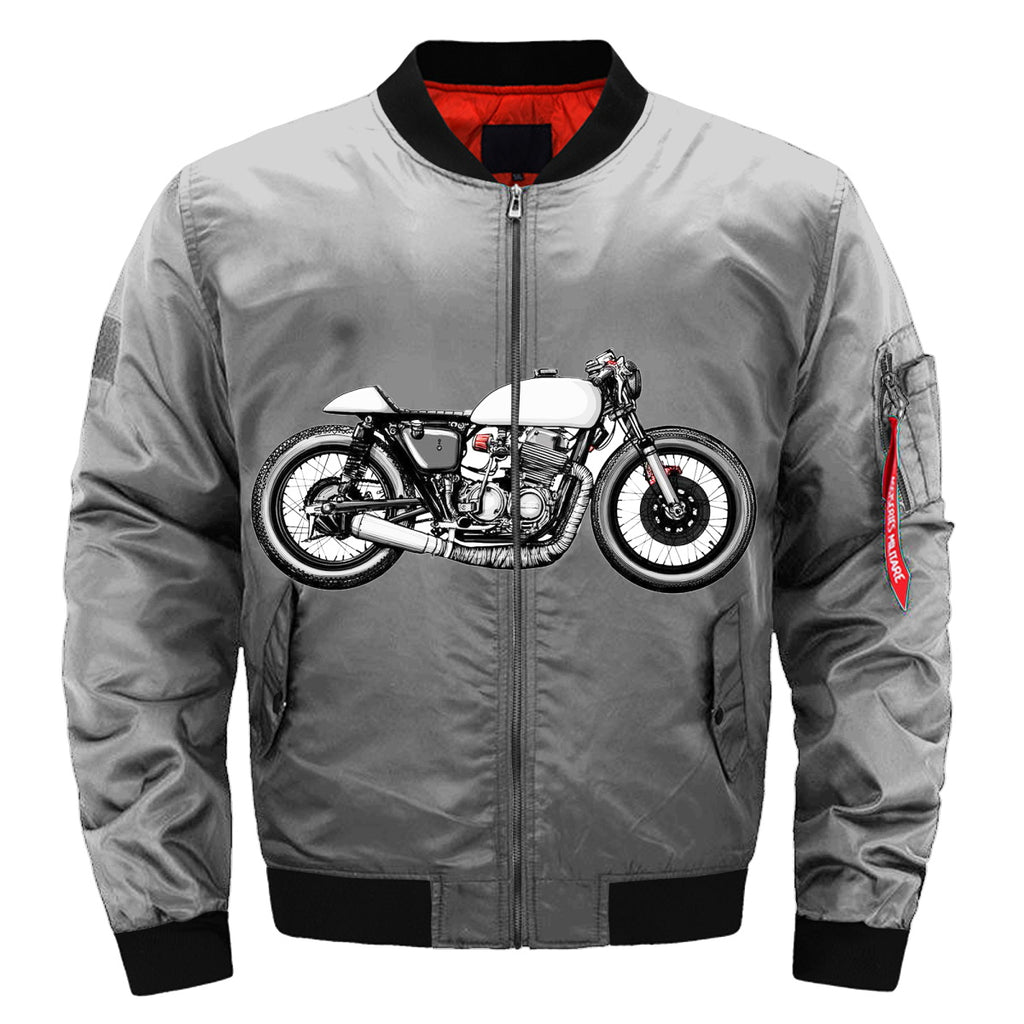 CafeRacer Softshell Zipper Riders Jacket