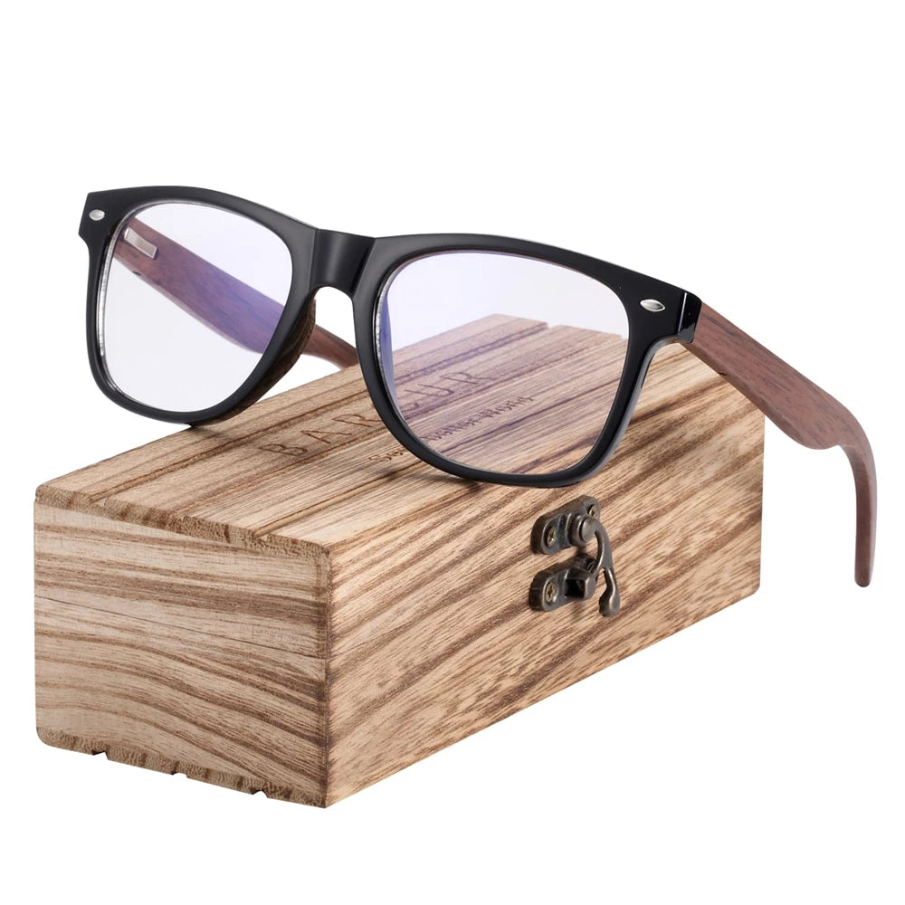 Wood Anti Blue Ray Sunglasses