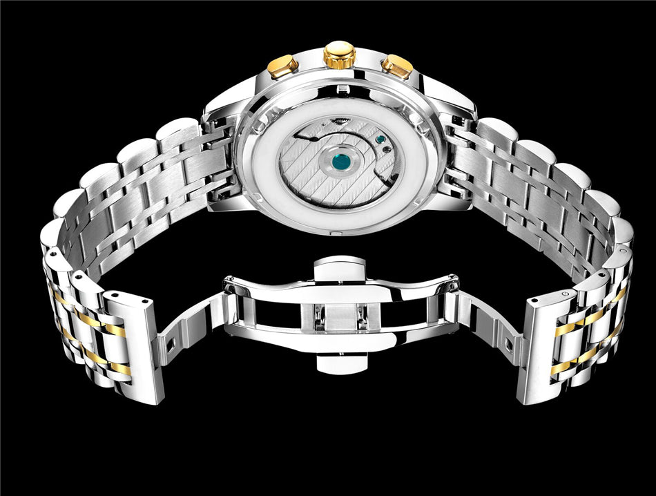 Business Casual Automatic Mechanical Watch