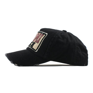 Miami Beach Embroidery Baseball Cap
