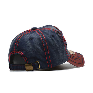 3D Embroidery Baseball Cotton Cap