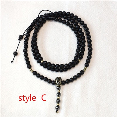 Natural stone Necklace for women/men