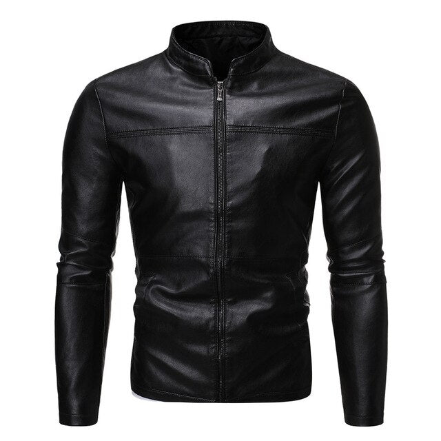 Riders Edition  PU Leather Jacket
