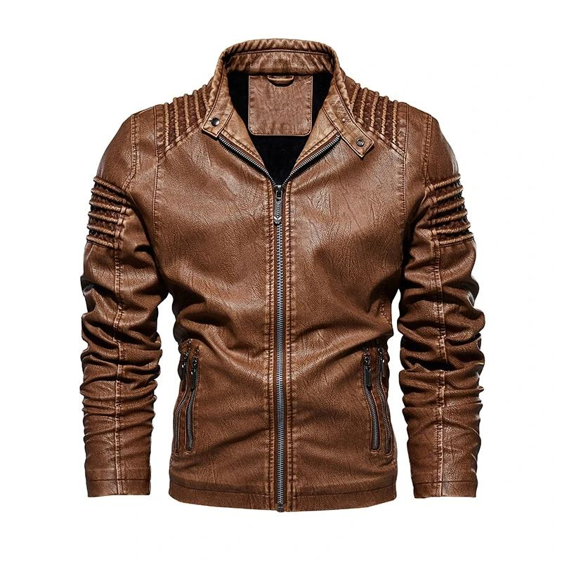 Rider Addition Leather Jacket