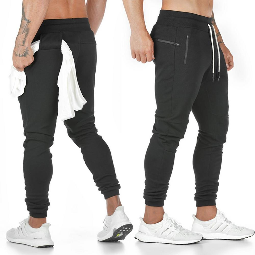 Casual Solid Colors Skinny Jogger