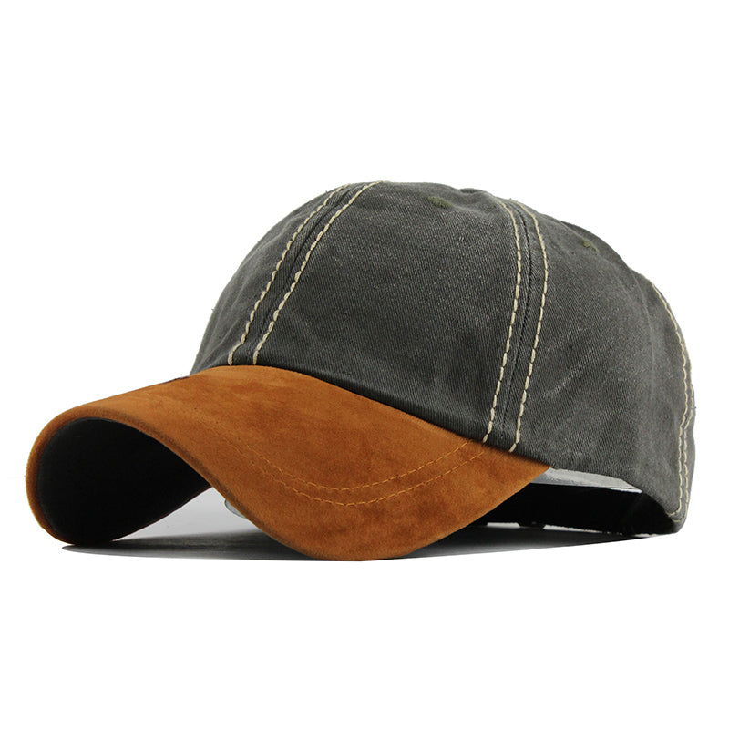 Simple Fashion Cotton Summer Cap