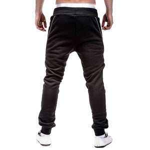 Fitness Cotton Warm Sweatpants
